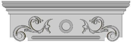 Catalogo profili decorativi effetto pietra per facciate profili decorativi 3b srl - Hermes porte e finestre srl ...